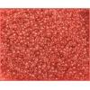 Seedbeads 10/0 Transparent Dark Pink